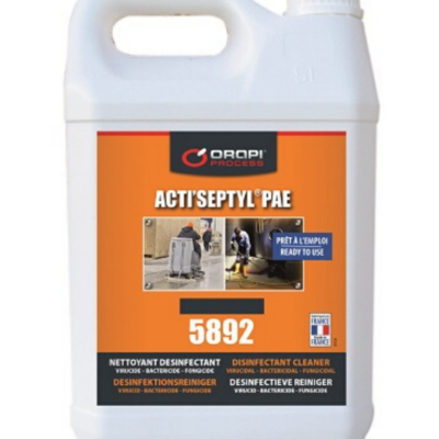 Orapi Acti Septyl Disinfectant Cleaner