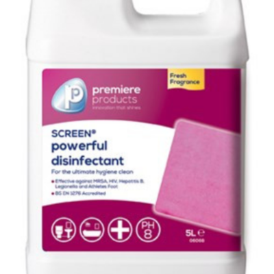 Premiere Products Screen Disinfectant