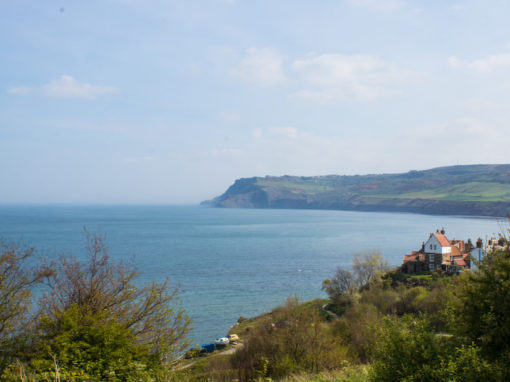 Visit Robin Hood's Bay & take in the breathtaking scenes