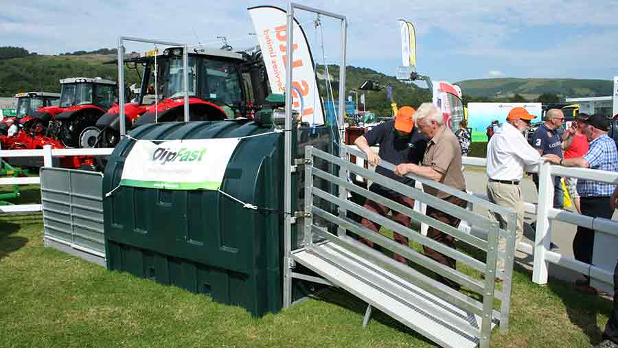 7 machinery highlights from the Royal Welsh Show