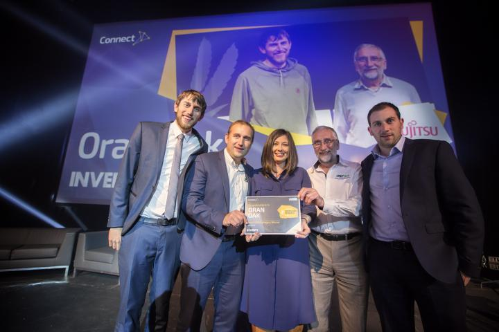 DipFast showered with praise as it wins Best Agri-Science Innovation at Invent 2016