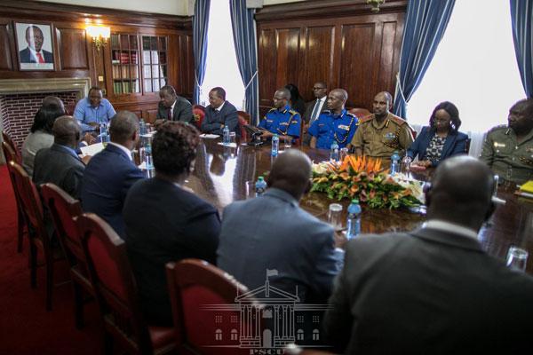 Uhuru+police