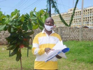 Kilifi-based buinessman James Muchemi Munene.