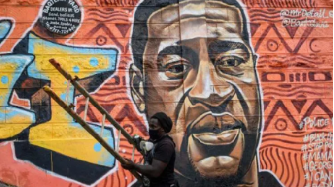Kibera Graffiti