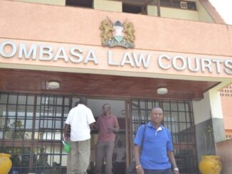 Mombasa Law Court