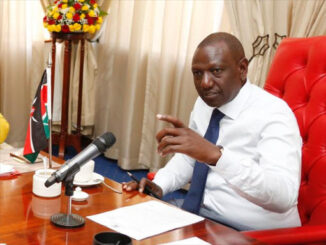 Deputy William President William Ruto