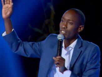 Churchil Show comedian