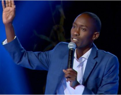 Njoro the comedian