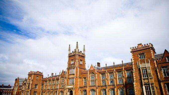 Photo of Queen's University Belfast © Mat Wright