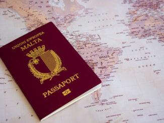 Eu passport to Malta