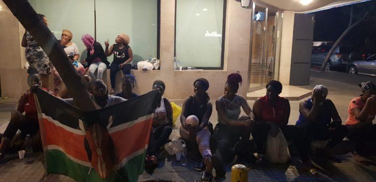 Kenyans-Beirut AfroNews