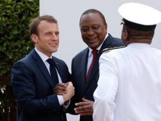 Uhuru Macron