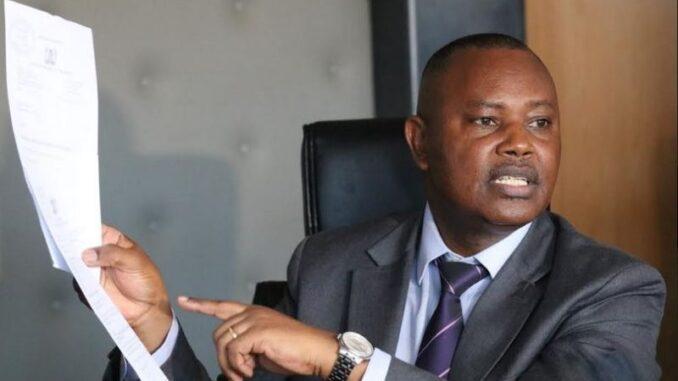 DCI Boss George Kinoti