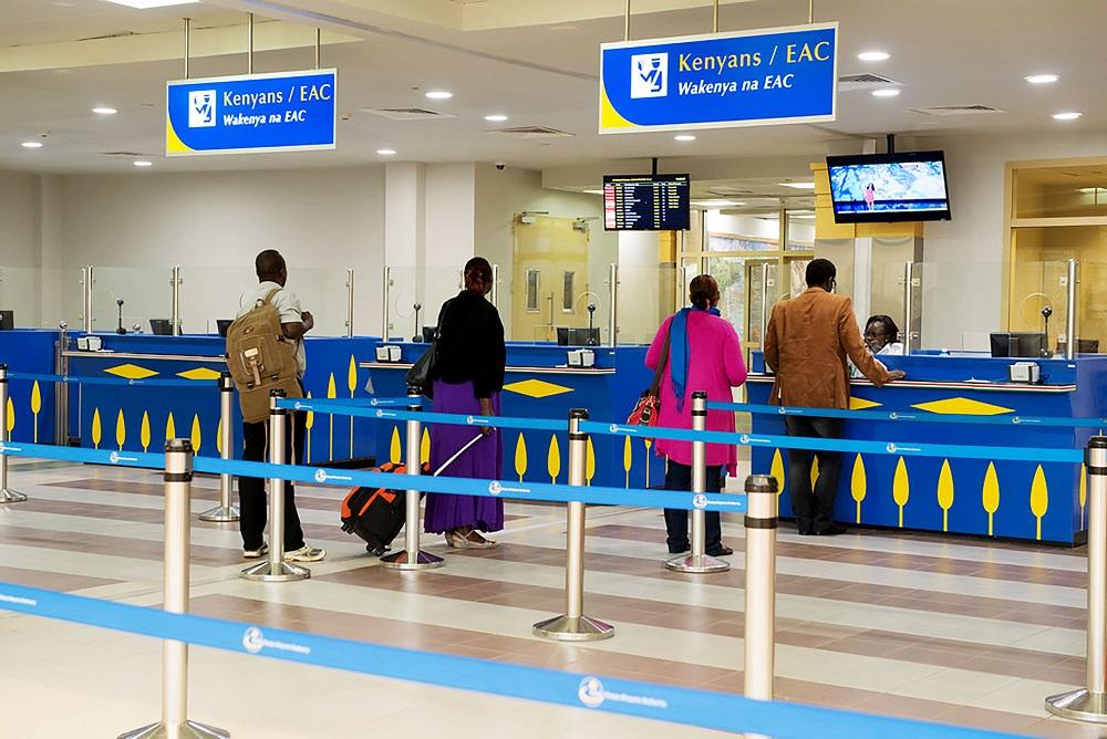 Mombasa Airport KAA