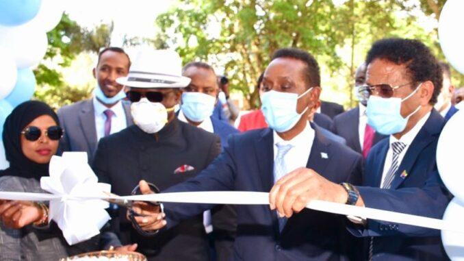 Somalia Embassy