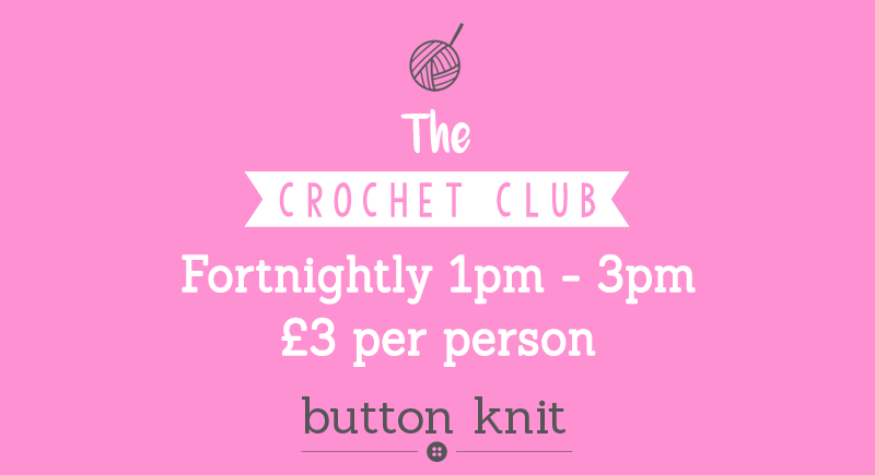 The Crochet Club at Button knit