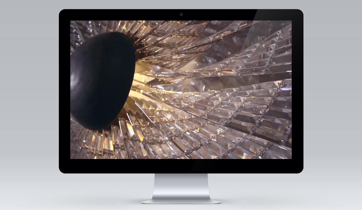 Atelier Swarovski Home screen 1