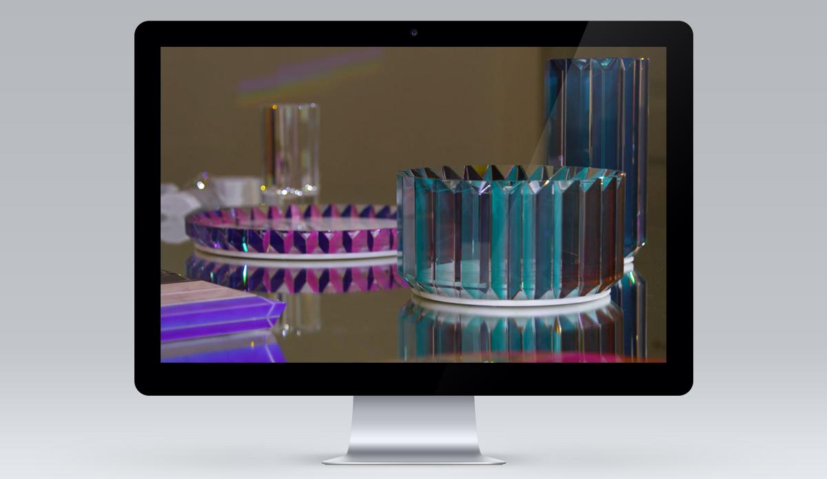 Atelier Swarovski Home screen 2