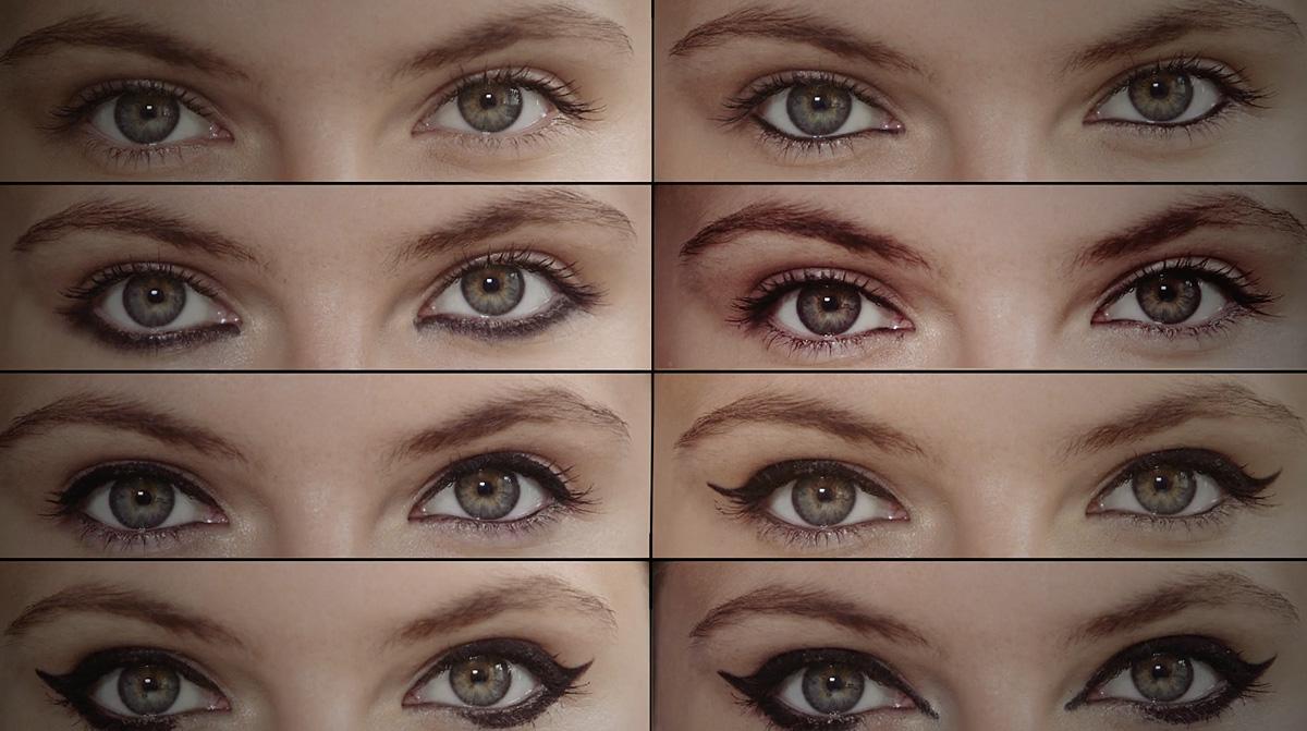 FEEL UNIQUE make-up tutorials 3