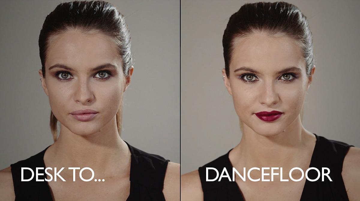 FEEL UNIQUE make-up tutorials 4