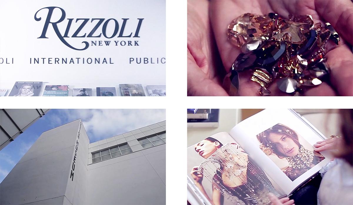 Rizzoli Publishing Swarovski 2