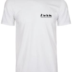 PSSM Awareness Embroidered T-Shirt