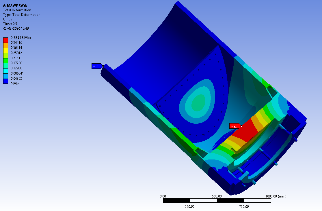 BFW Heater Replacement FEA