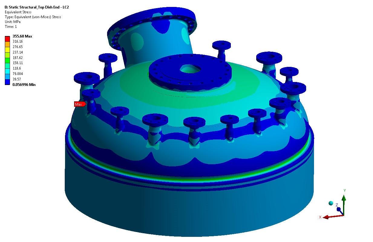 New sorbitol reactor