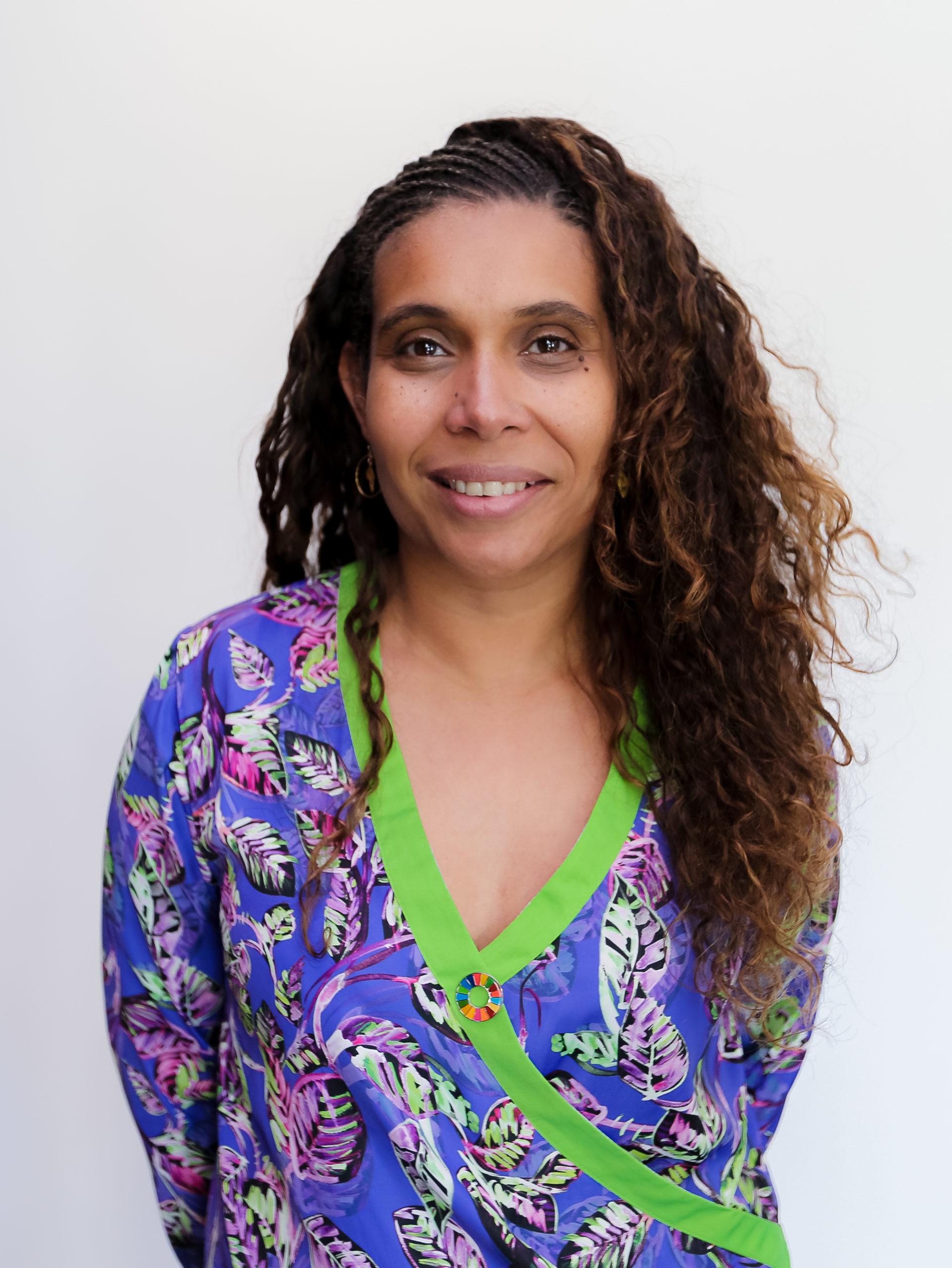 Myriam Sidibe - Portrait