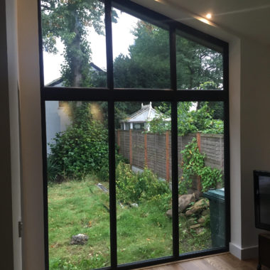 Feature Window House Refurb Bingley west yorkshire