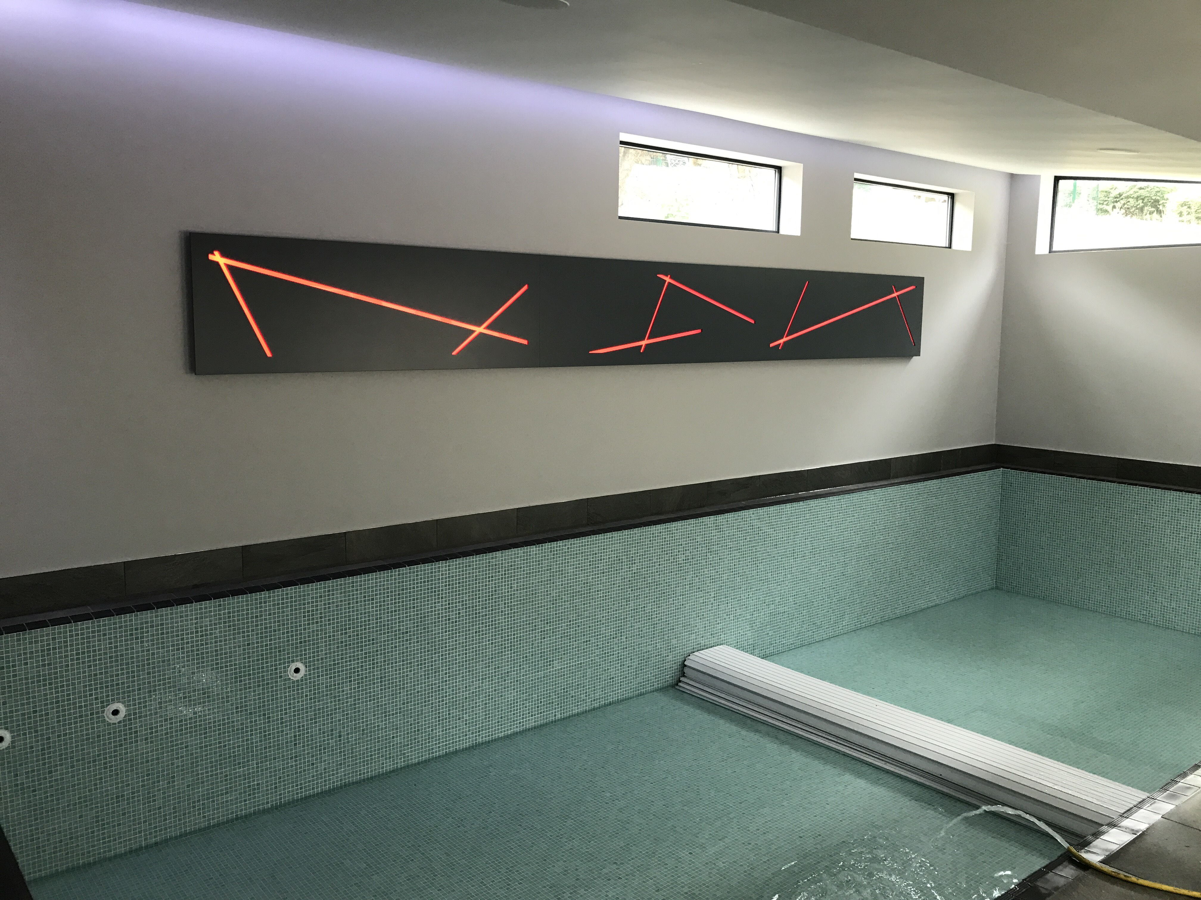 Swimming Pool Build in Ilkley West Yorkshire
