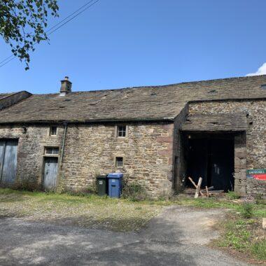 Derelict House & Barn Renovation in Rylston, Skipton