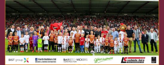Bradford City Match Day Sponsors