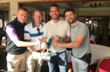 Halifax Town Golf Day Winners