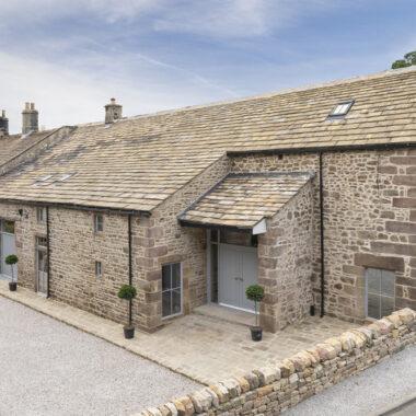 Lodge Barn Conversion Rylston