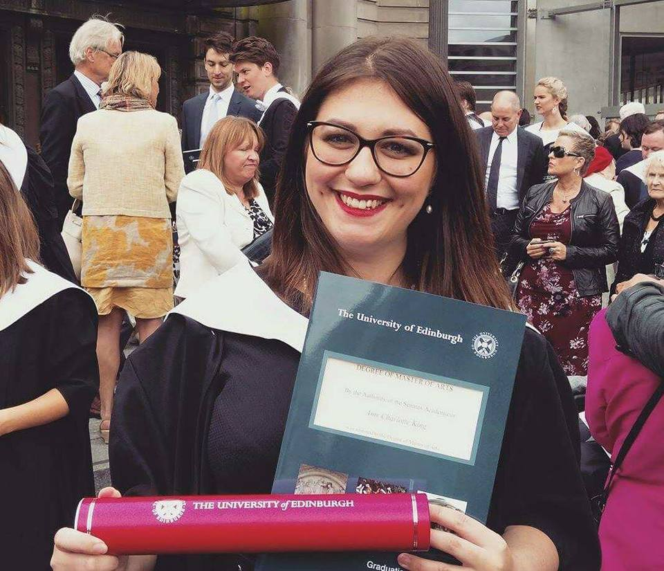 Mastering the art of crossing that stage without falling over