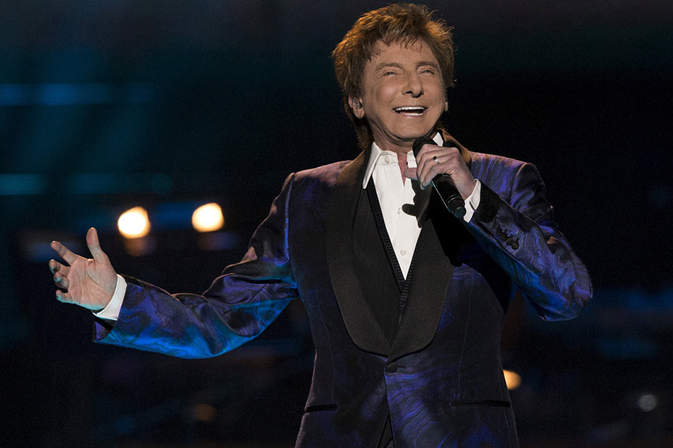 Don't shit on Barry Manilow's coming out. It makes you a dick.