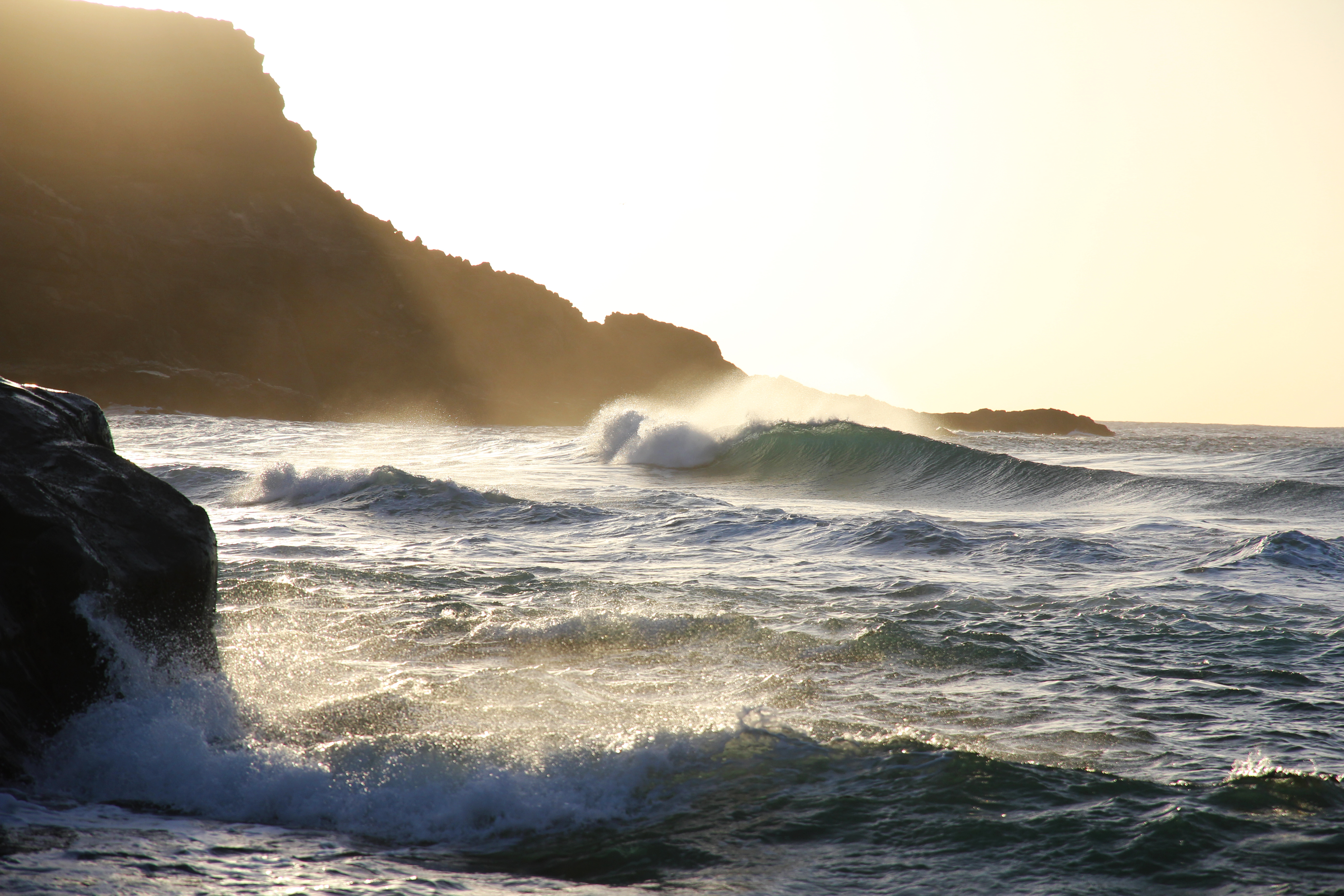 The west coast sea has magical healing properties – click to read