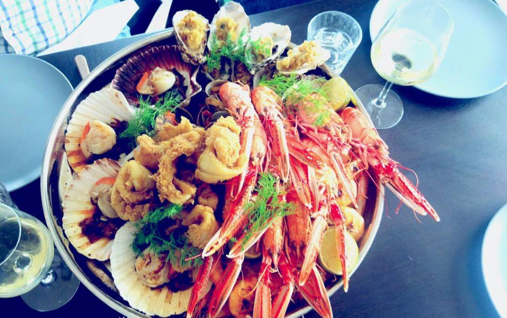 leftfield seafood platter