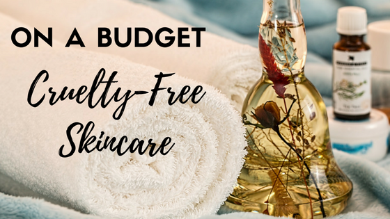 On a Budget: Cruelty-Free Skincare