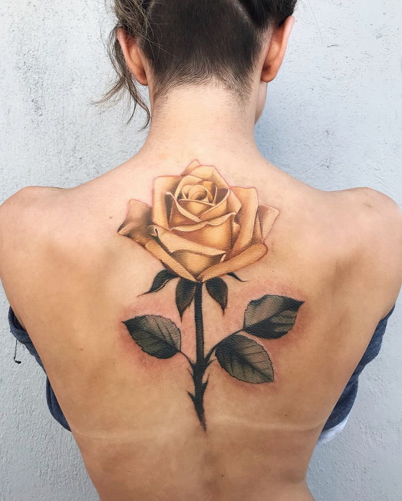 jaw-dropping rose tattoo designs