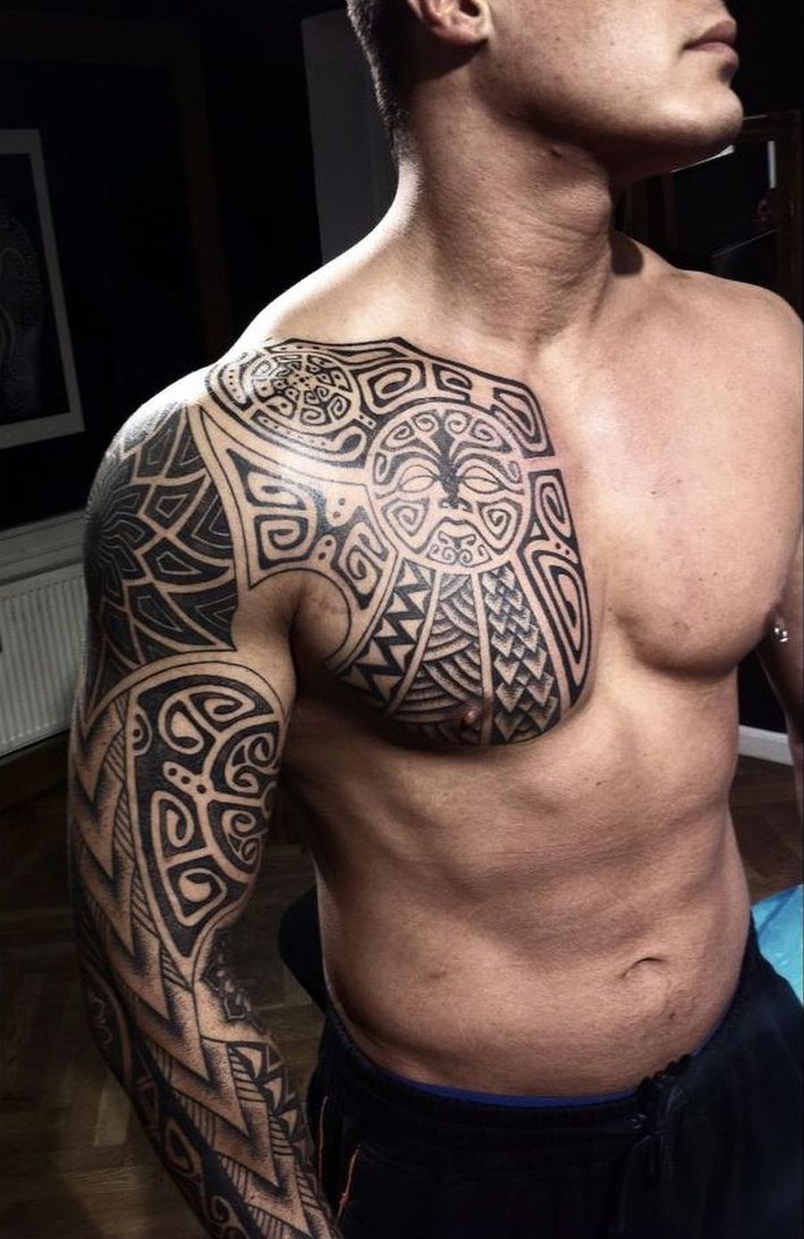 tattoos inspired by Vikings