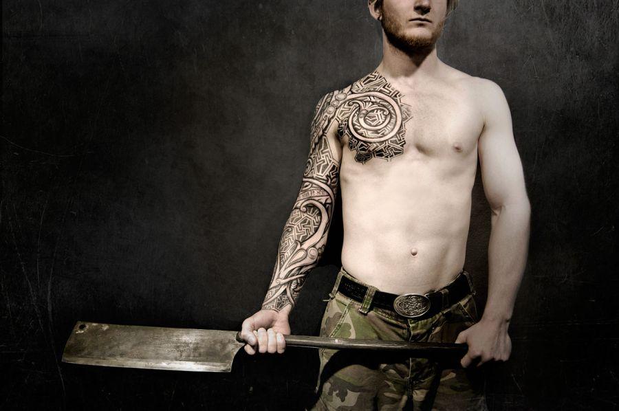 viking tattoo ideas