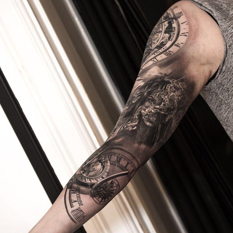 Hyperrealistic Tattoos