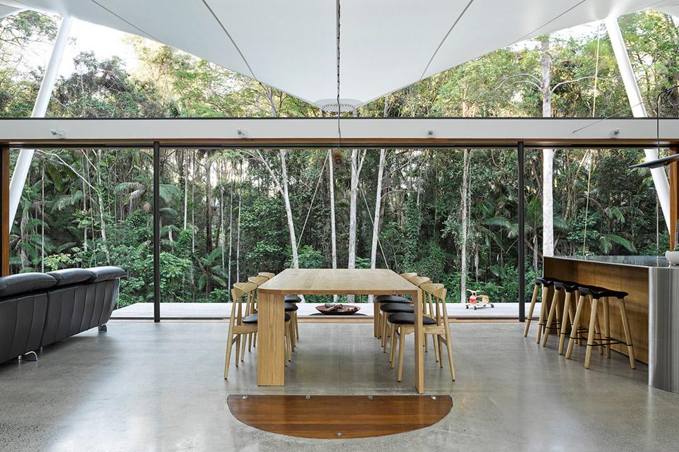 contemporary retreat