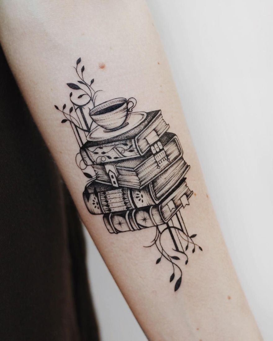 best book tattoo