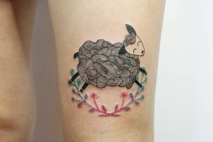 tattoo inspired by nature