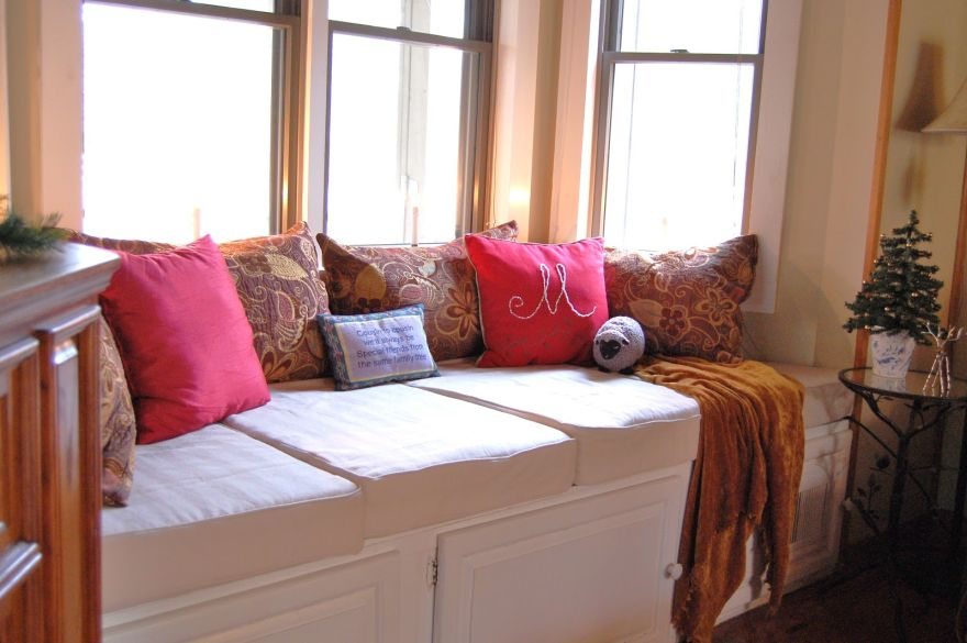 window nook for reading