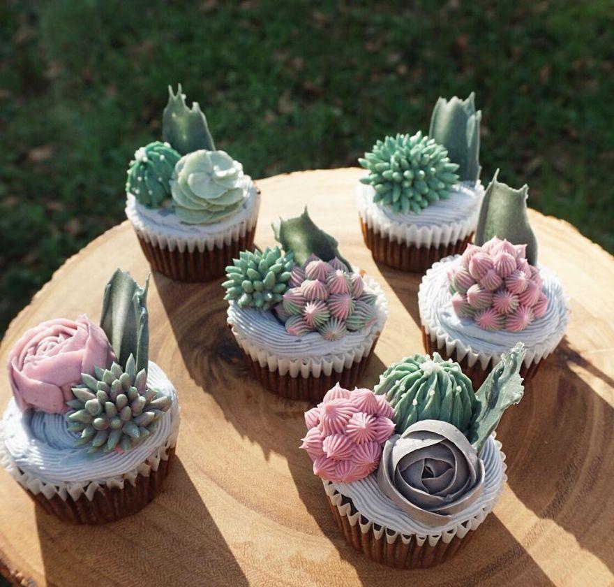 succulent desserts