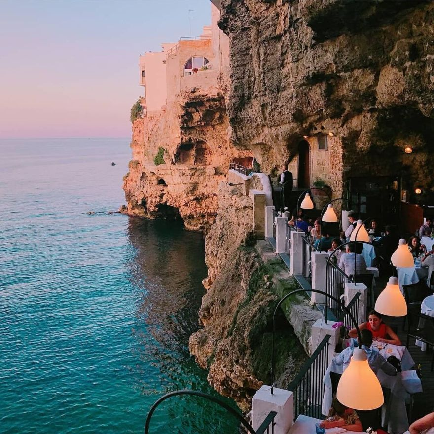 Grotta Palazzese restaurant